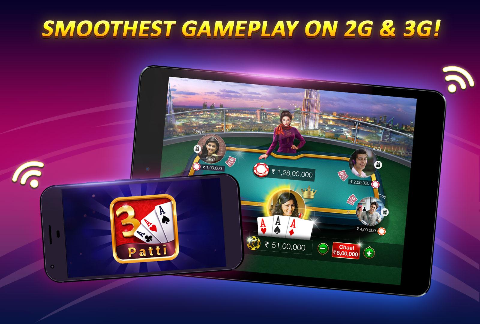 Teen Patti Gold Mod Apk (Unlimited Chips / Mod) Hack 4