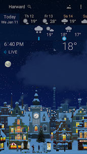 YoWindow Weather v1.6.3 Mod APK 1