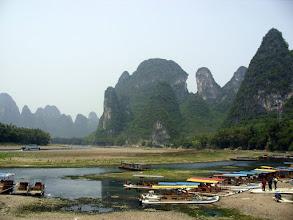 Photo: Bamboo Rafts