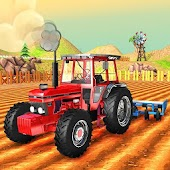 Cotton Farming: Harvester Simulator 2018
