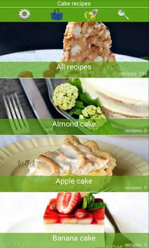 Cake recipes Apk 1