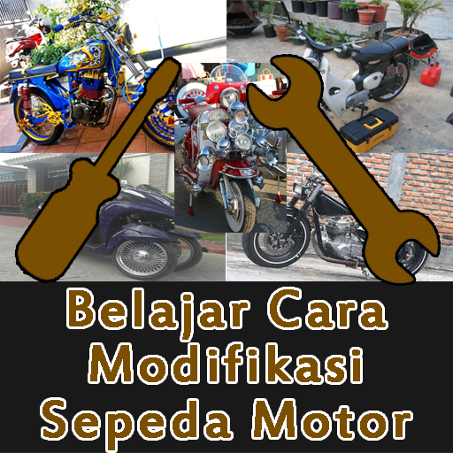 Belajar Cara Modifikasi Sepeda Motor Applications Sur Google Play