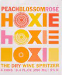 Hoxie Peach Blossom Rose