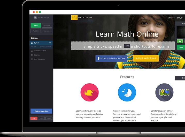 create online school