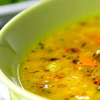 Flush the Fat Away Vegetable Soup.