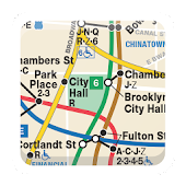 NYC Transit Maps - Free No Ads