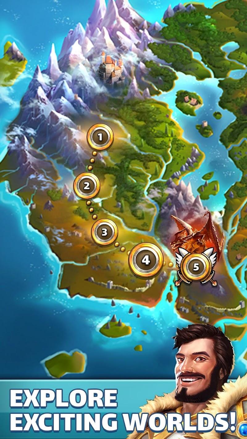Empires & Puzzles: RPG Quest Screenshot 3
