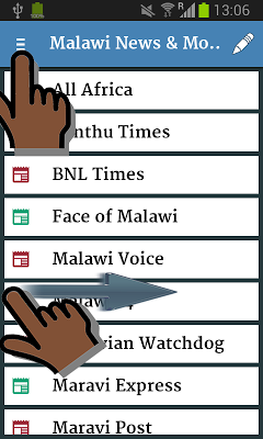 Malawi News & More - screenshot