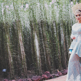 The day has come by Khairul Efrynizam - Wedding Bride ( wedding fashion )