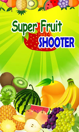Super Fruit Shooter