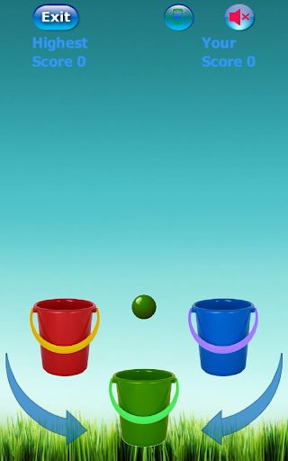 玩免費休閒APP|下載バケツ  ボール app不用錢|硬是要APP