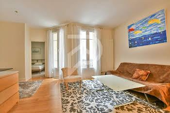 Appartement meublé 2 pièces 47,57 m2