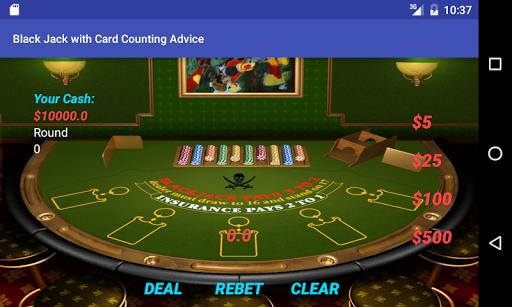 玩免費紙牌APP|下載BlackJack Card Counting Advice app不用錢|硬是要APP