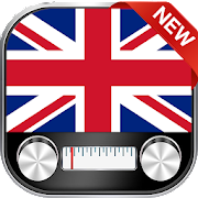 Radio UK News in English Live App Player Free