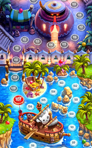 Talking Tom Bubble Shooter screenshot 15