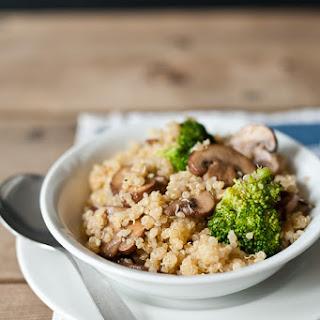 Broccoli Mushroom Onion Side Dish Recipes