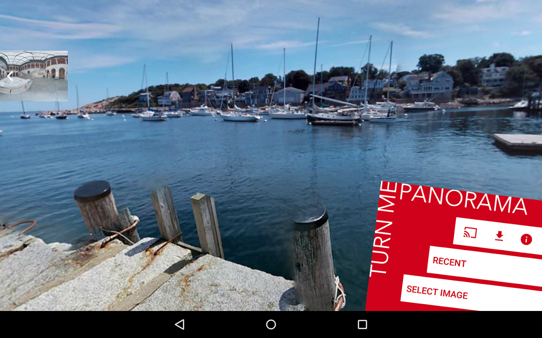 TurnMe Panorama - screenshot