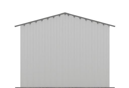 G145 - Elewacja tylna