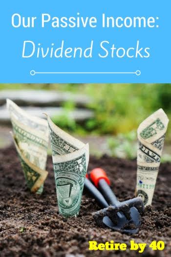 Passive Income Dividend Stocks