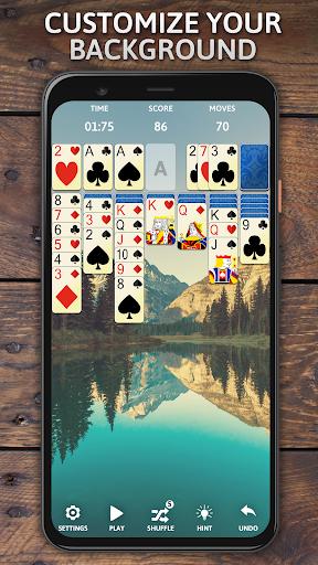 Solitaire Classic Era - Classic Klondike Card Game screenshots 2