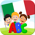 Italian For Kids - Beginner icon