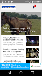 WANE 15 - News and Weather- screenshot thumbnail
