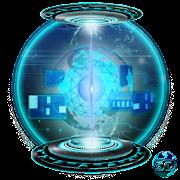 App 3D Next Tech X Theme APK for Kindle