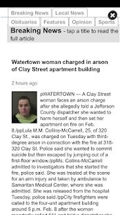 Watertown Times- screenshot thumbnail