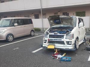 ワゴンR MC11S RR  Limited のカスタム事例画像 ガンダムワゴンRさんの2018年08月04日18:27の投稿