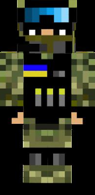 Майнкрафт солдаты