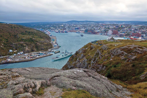 signal-hill-st-johns-newfoundland.jpg - St. John's, capital of Newfoundland and Labrador, as seen from Signal Hill.