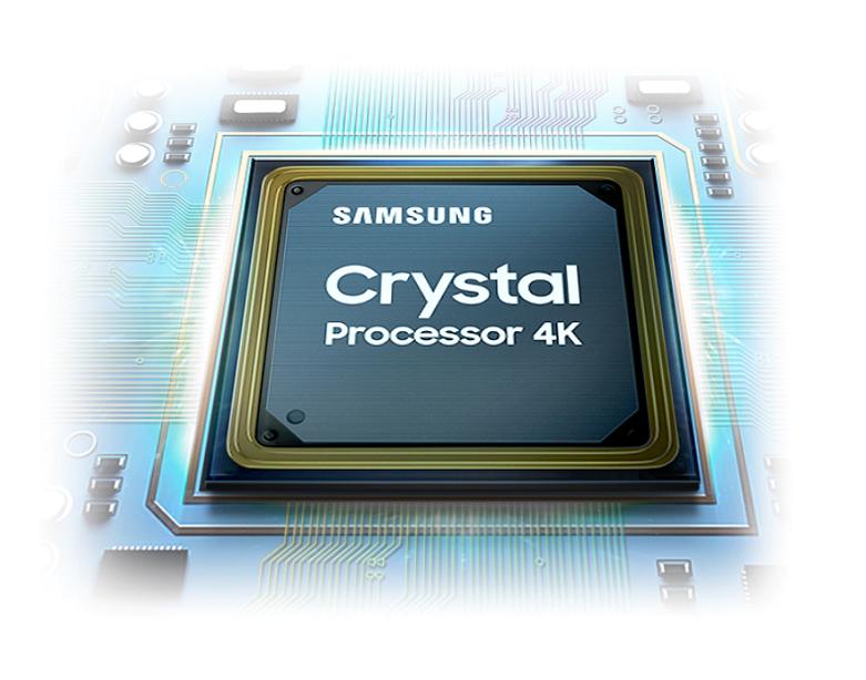 Smart Tivi Samsung 4K UHD 43 inch UA43AU9000KXXV   Nâng cao chất lượng hiển thị