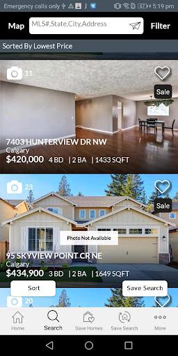 Just Listed Properties screenshot 3