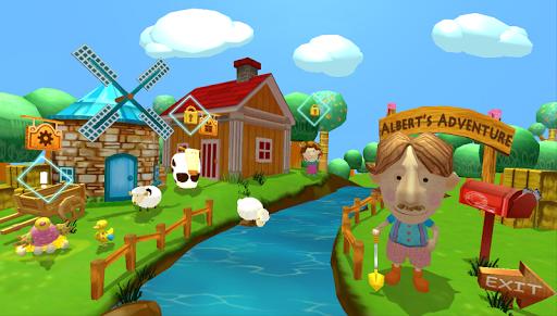 亞柏歷險記 Albert's Adventure - 3D