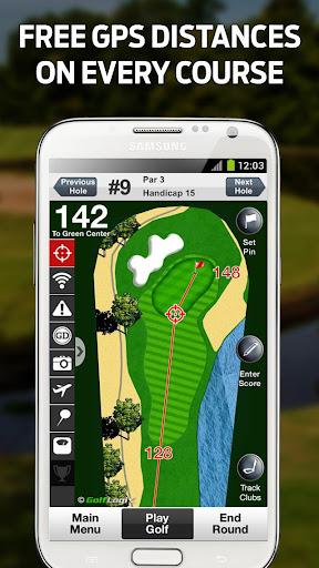 GolfLogix ナンバーワンの無料ゴルフGPS アプリ