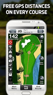 GolfLogix #1 Free Golf GPS App- screenshot thumbnail