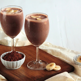 Banana And Cocoa Powder Recipes