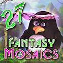 Fantasy Mosaics 27: Secret Colors icon