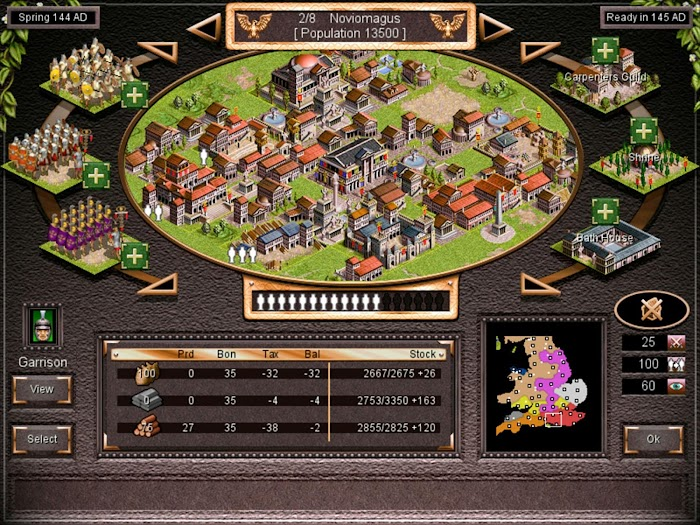 Legion Gold- screenshot