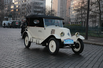 Photo: Renault  NN de 1927