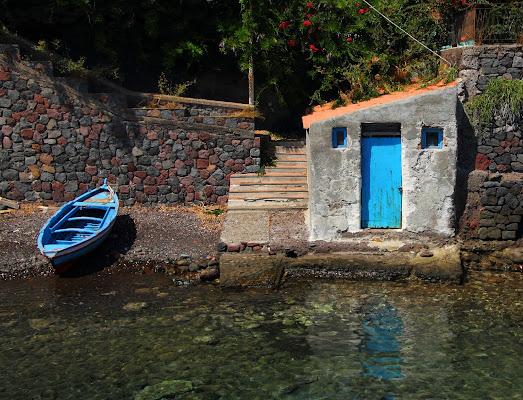 La porta sull'acqua di letiziacaprettiphotography