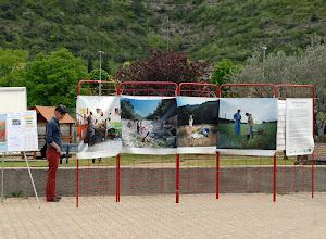 """Photo: Slow Tour en Cévennes """"une Transhumance"""" Émily Loizeau aux Vans & Payzac. La Transition ÉÉ est en marche... - © Olivier Sébart"""