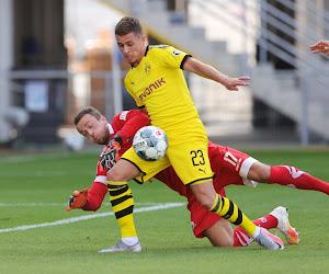 Thorgan Hazard en Jadon Sancho tonen hun klasse in zeer vlotte overwinning van Borussia Dortmund