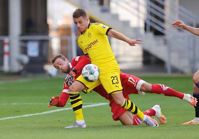 Thorgan Hazard a-t-il franchi un cap au Borussia Dortmund ?