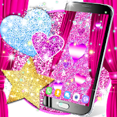 Tải Game New glitter live wallpapers