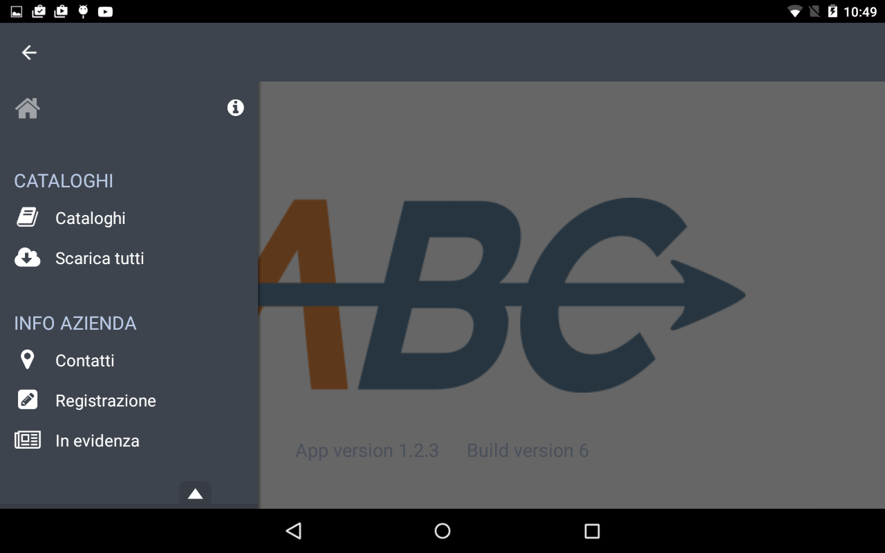 Catalogo ABC- screenshot