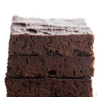 Healthy One-Bowl Fudgy Brownies.
