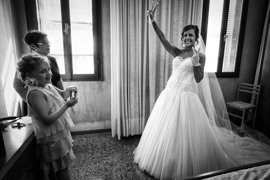 Wedding photographer Barbara Fabbri (fabbri). Photo of 11.04.2017