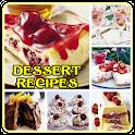 Dessert Recipes icon