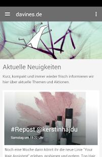 Davines Deutschland Apps Bei Google Play